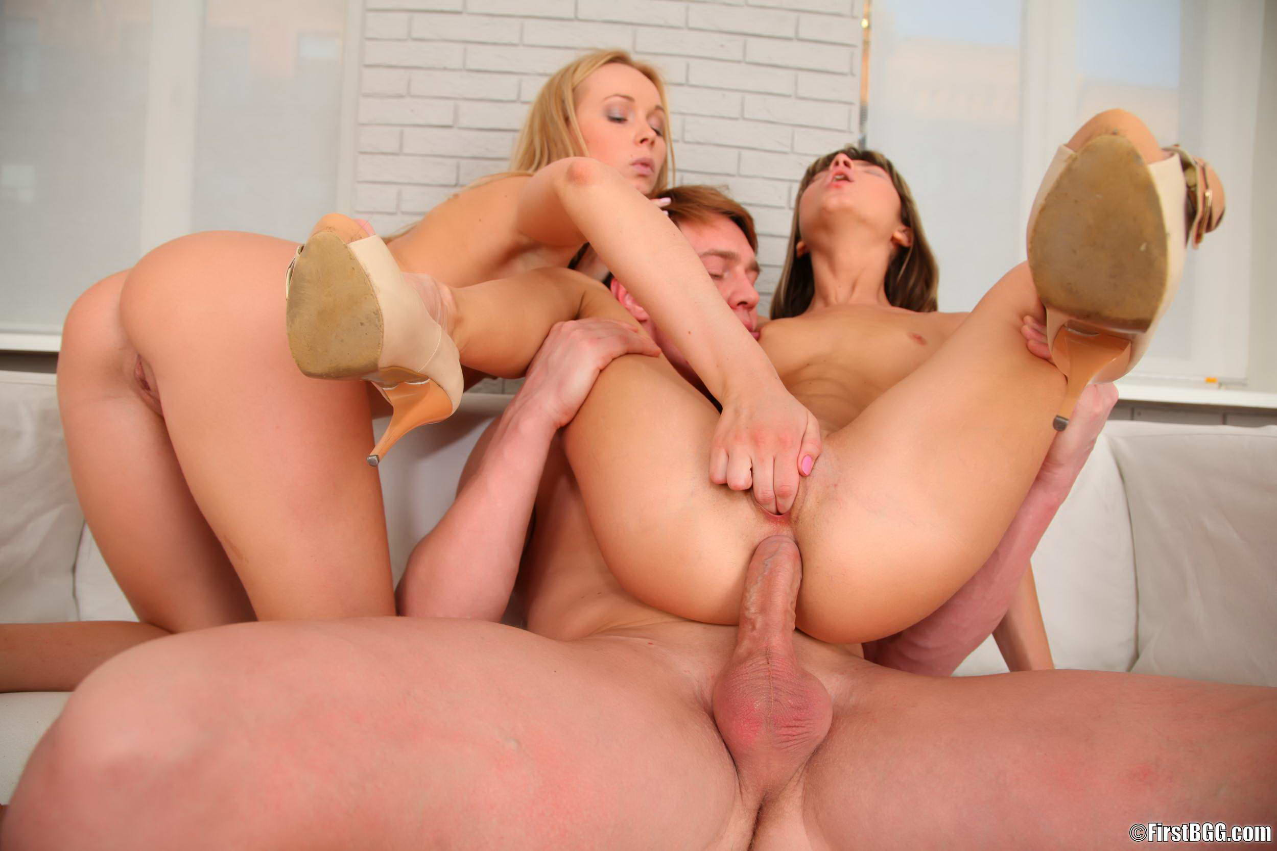 Boys having penetration
